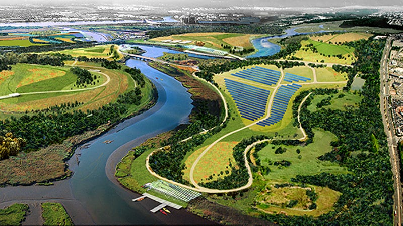 World S Largest Landfill Will Soon Be Nyc S Biggest Solar
