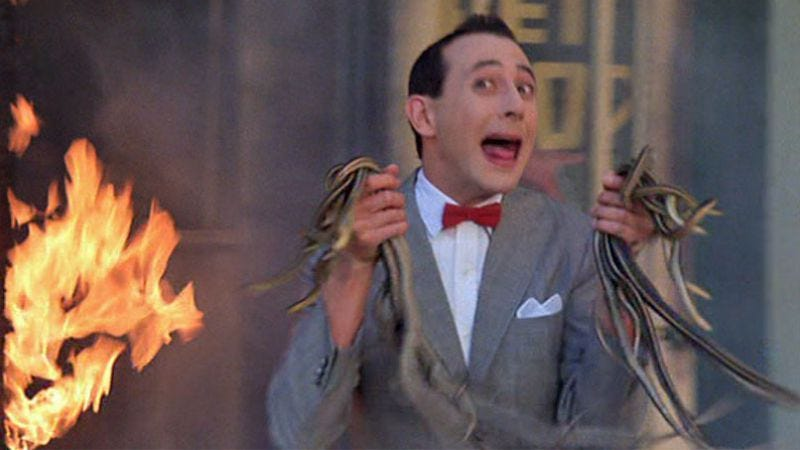 Illustration for article titled Judd Apatow is producing a new Pee-wee Herman movie for Netflix