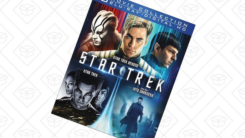 Star Trek Trilogy, $18