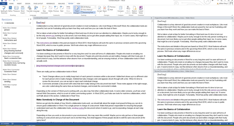Beyond the Basics: How to Collaborate with Others in Microsoft Word