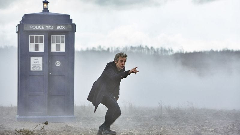 """Illustration for article titled Doctor Who: """"The Magician's Apprentice"""""""