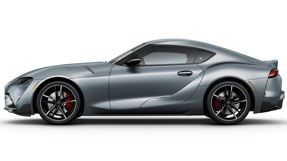b0ff122094a3 The Lowest Four-Cylinder 2020 Toyota Supra Gets 194 HP