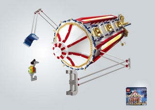 Illustration for article titled Lego Russian Ads Gallery