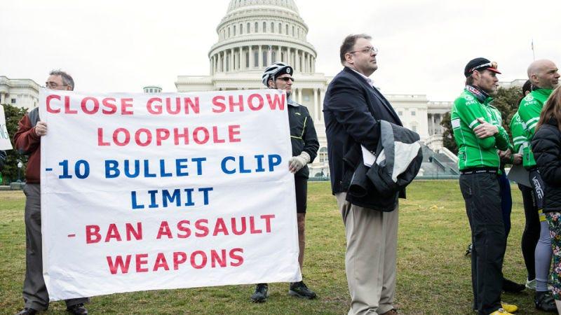 Illustration for article titled Judge Dismisses Sandy Hook Victims' Families' Lawsuit Against Gun Manufacturer