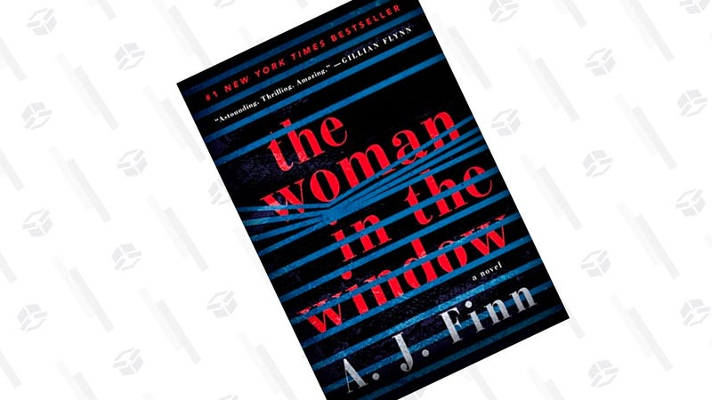 The Woman in the Window: A Novel | $4 | Amazon