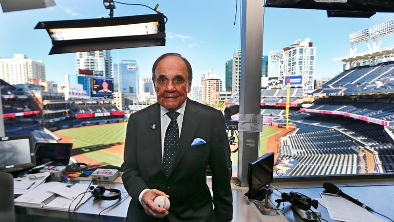 Legendary Sports Broadcaster Dick Enberg Dies At 82