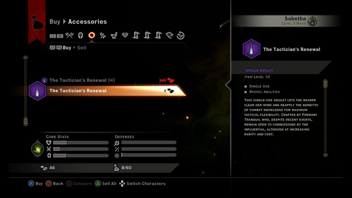 Tips For Playing Dragon Age: Inquisition