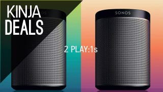 Illustration for article titled Stock Up On Sonos With This Rare Bundle