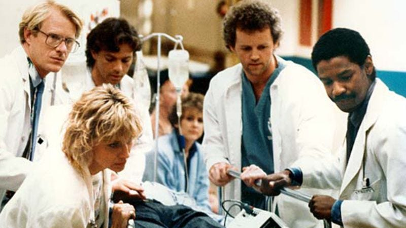 Image result for st. elsewhere purgatory