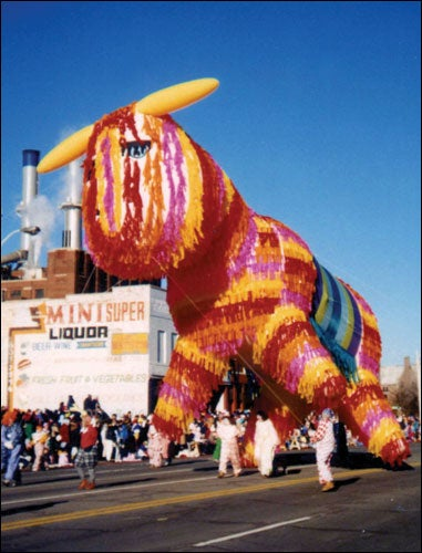 Illustration for article titled Puny Philadelphians; You Will Never Stop The Carnival Cruise Six-Story Piñata Of Doom