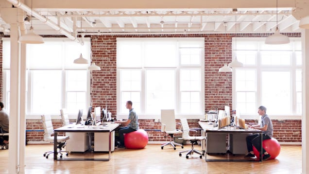 More Companies Considering Hybrid Model Where Half Return To Office, Half Laid Off