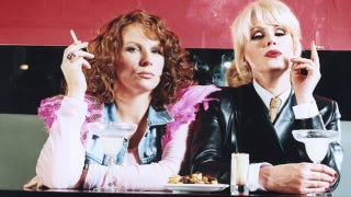 Illustration for article titled Absolutely Fabulous Is Returning, Sweetie Darling!