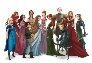 Illustration for article titled Reminder: The Women of Game of Thrones Can Kill You In All Sorts of Ways