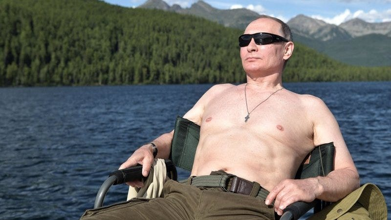 Image Alexei Nikolsky, Kremlin Photo Pool via the AP