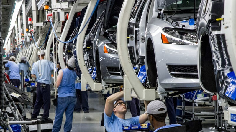 Illustration for article titled Volkswagen Workers In Tennessee Reject UAW Yet Again