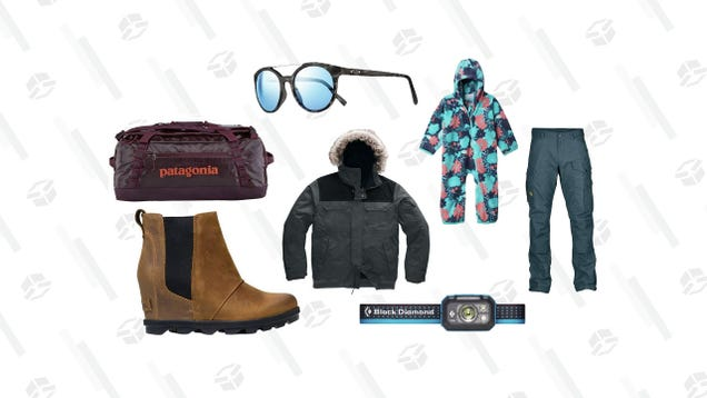 Save Up to 50% Off Patagonia, The North Face, Sorel and More During Backcountry s Huge Semi-Annual Sale
