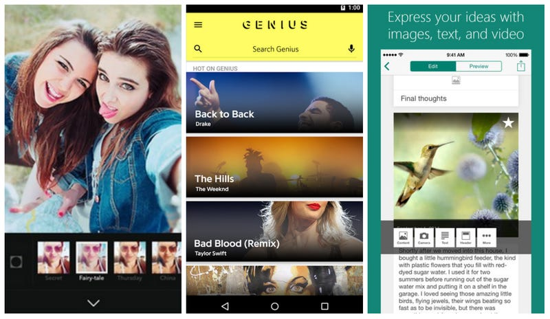 Illustration for article titled Our Favorite Android, iOS, and Windows Phone Apps of the Week