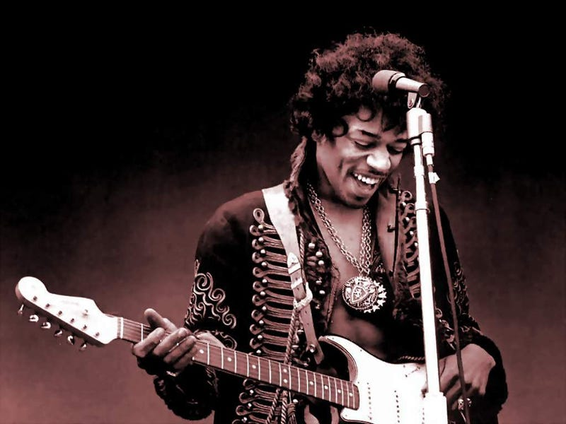Image result for Jimi Hendrix death