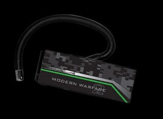 Illustration for article titled MW2 PS3 Combat Wireless Headset Review: Pain in Your Ear