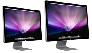 Illustration for article titled Apple Product Codename K59: The 27-Inch LED Cinema Display, At Last