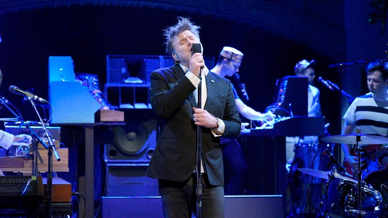 James Murphy of LCD Soundsystem (Photo: NBC via Getty Images)