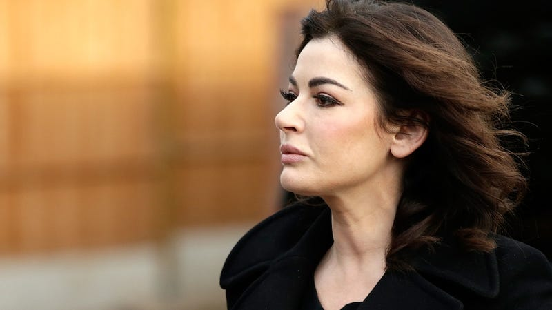 Illustration for article titled HORROR: Nigella Maybe Sometimes Wears a Track Suit