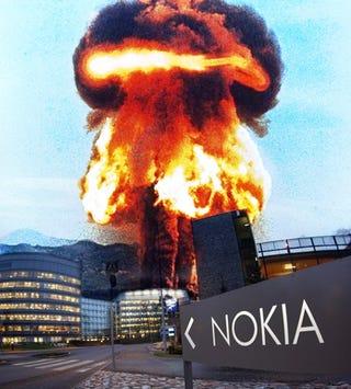 Illustration for article titled Nokia's Problems Just Got Even Bigger