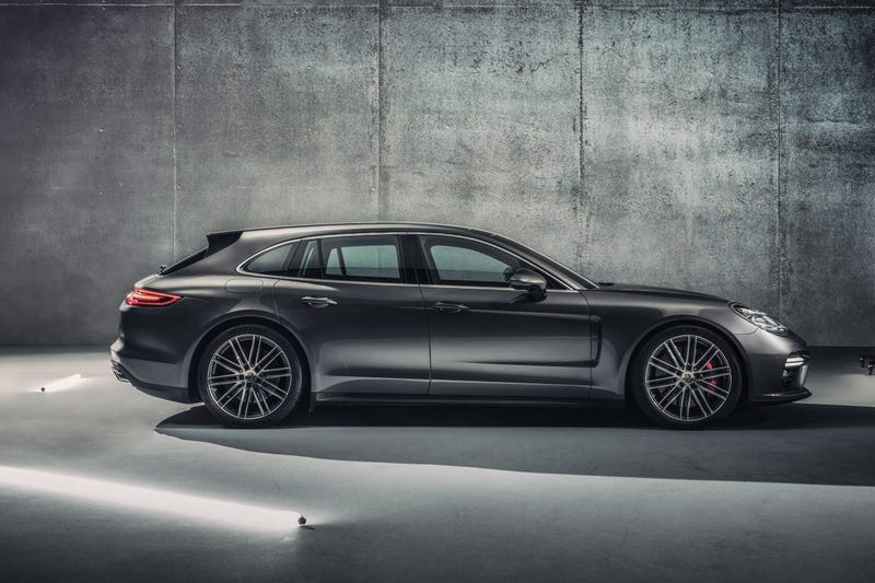 Ilration For Article Led The 2018 Porsche Panamera Sport Turismo Is Gorgeous Wagon We
