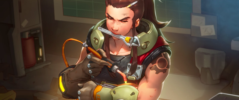 Illustration for article titled The Internet Reacts To Brigitte, Overwatch's New Hero