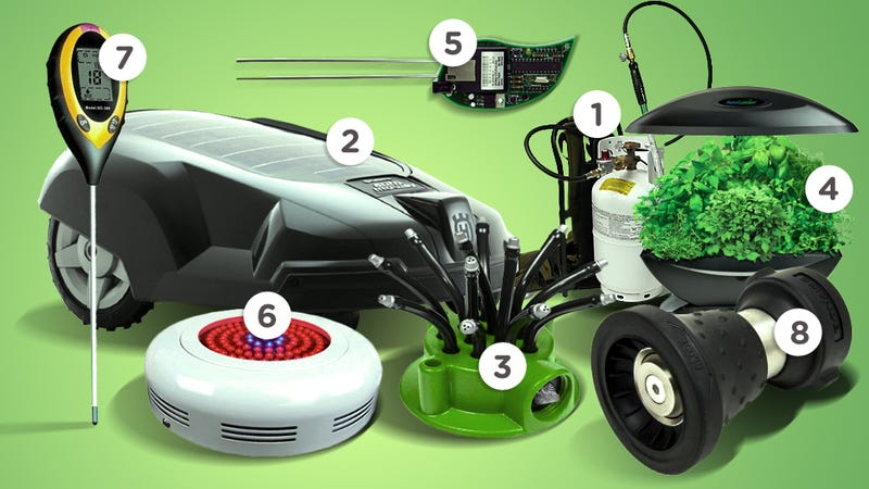 Illustration for article titled 8 Tools to Help You Grow a Nice Green Garden