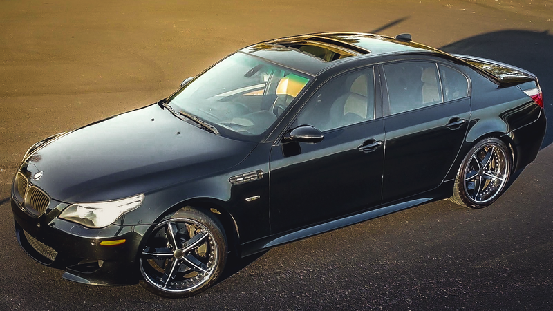 is this ridiculously cheap v10 bmw m5 worth returning to stock. Black Bedroom Furniture Sets. Home Design Ideas