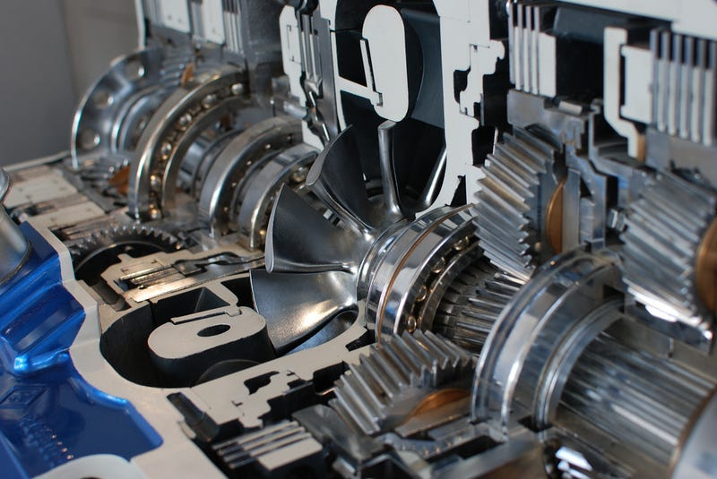 This Is How An Automatic Transmission Works