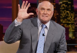 Illustration for article titled The One Where Terry Bradshaw Reveals He'd Go Gay For Tom Brady