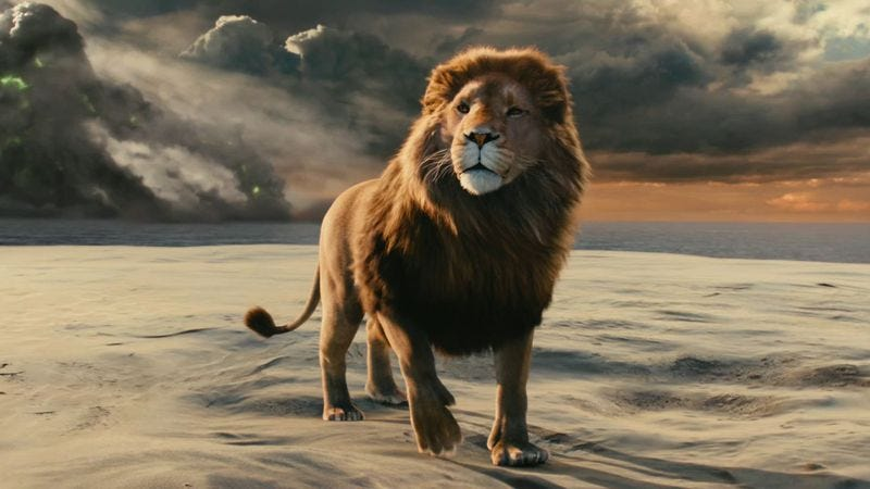 Illustration for article titled Like Aslan and some other guy before him, the fourth Narnia film has been resurrected