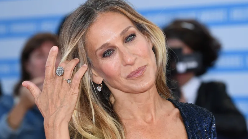 Illustration for article titled Sarah Jessica Parker Dealt With Bad Behavior From a 'Very Big Movie Star'