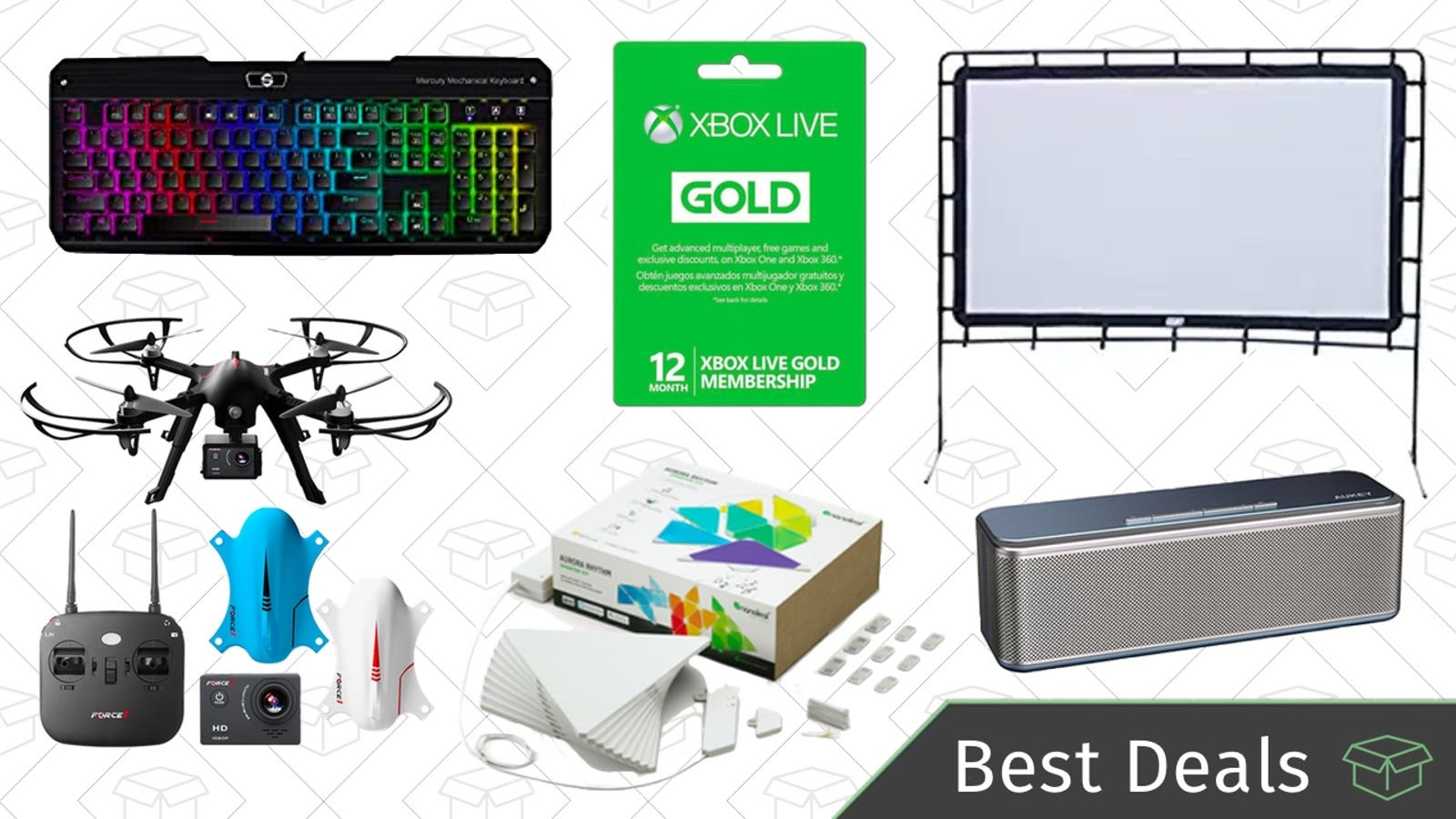 Fridays Best Deals Xbox Live Gold Humble Monthly Laundry Pods And More