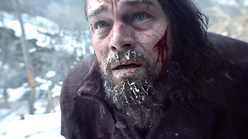 Illustration for article titled The Revenant Is The Manliest (And Bear-iest) Movie Ever Made