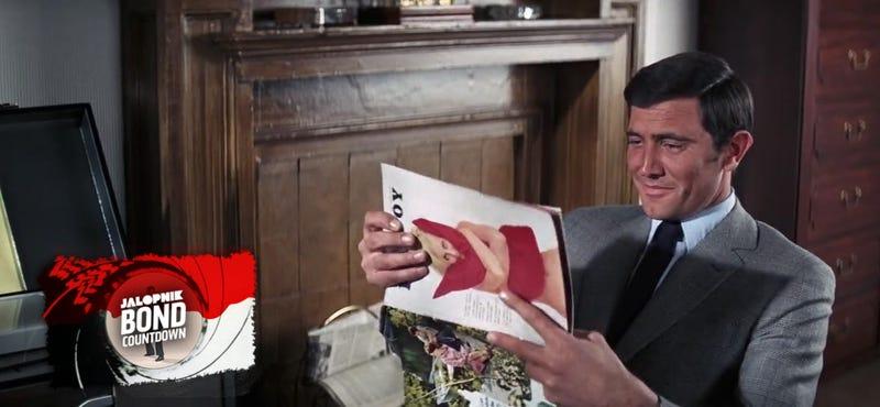 On Her Majesty's Secret Service: The James Bond Christmas Special!