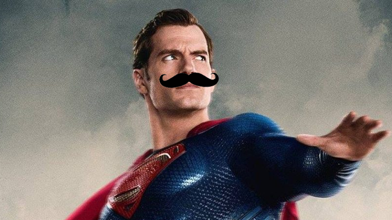 Be their hero, Clark, be their angel, be their monument. Be anything they need you to be. Or grow a mustache... you don't owe this world a thing.