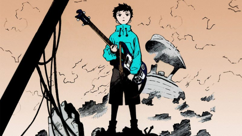 Illustration for article titled Adult Swim to Revive FLCL with Two New Seasons