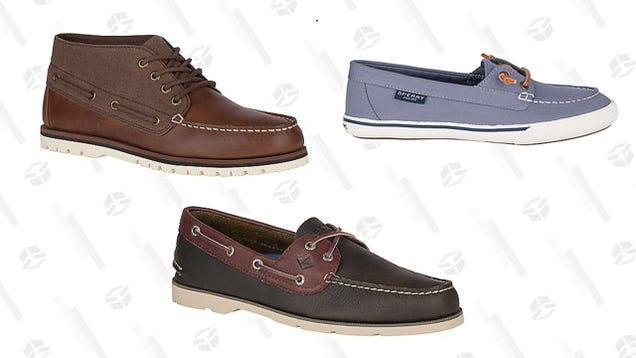 Save An Extra 30% On Sale Styles During Sperry s President s Day Sale