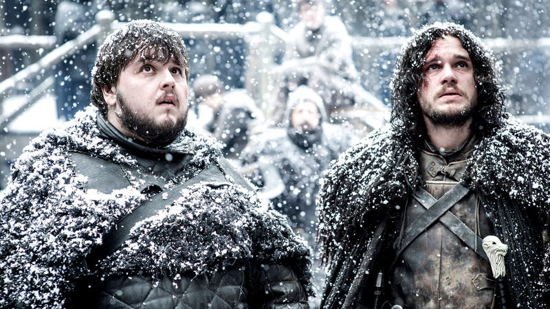 Illustration for article titled Game of Thrones Season Seven May Be Delayed Due to Inclement Weather