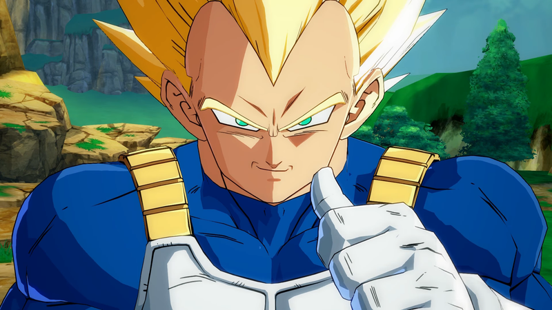 Illustration for article titled Dragon Ball FighterZ Gave Us A Rare Look At What Neutral Play Feels Like
