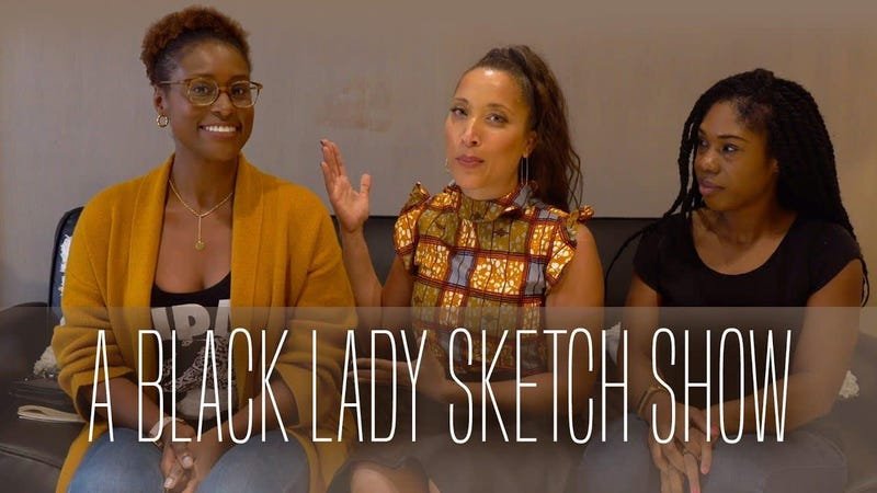 Illustration for article titled A Black Lady Sketch Show Reveals a Cast Ready to Make You Laugh