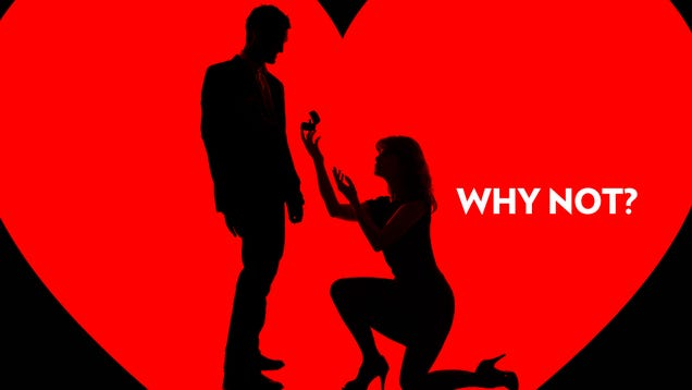 What Makes A Man It Ok For Women To Propose? 1