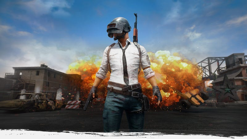 PlayerUnknown's Battlegrounds is coming to console