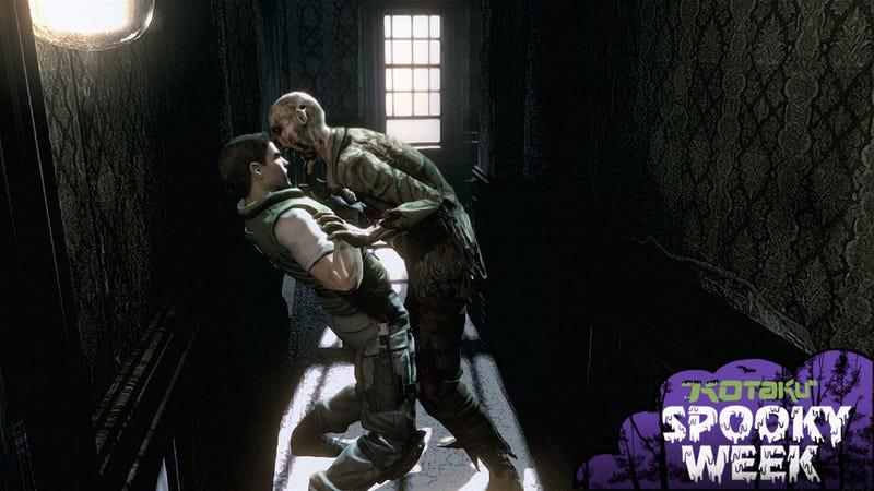 Illustration for article titled Nine Speedruns That Make Horror Games Way Less Terrifying