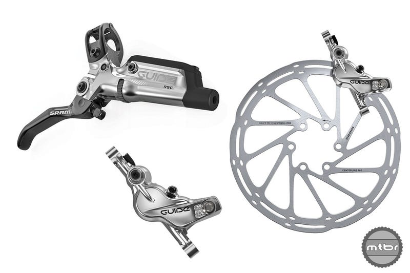 Illustration for article titled SRAM releases non crappy hydraulic brakes