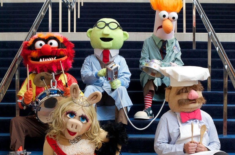Illustration for article titled This Is What We Call The Muppet Cosplay Show!