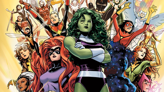 Illustration for article titled Marvel Is Creating The First Ever All-Female Avengers Team!